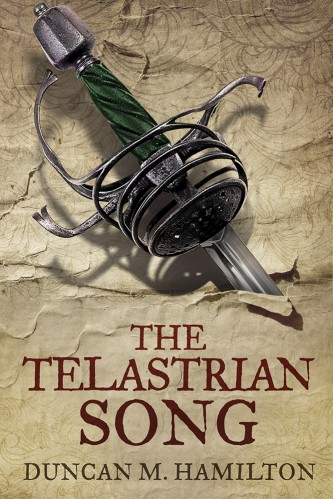 The Telastrian Song (Society of the Sword Volume 3)